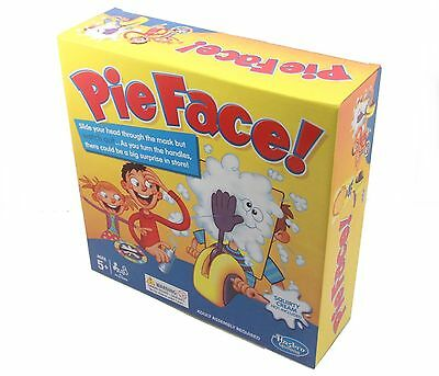 Toys Pie Face Board Games Family Fun Hilarious Pie Splat In The Face Game M708