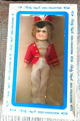 """Vintage Shirley Temple 12"""" Doll Poor Little Rich Girl Ideal 1982 New In Box"""
