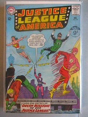 Justice League of America Vol. 1 (1960-1987) #24 VG/FN