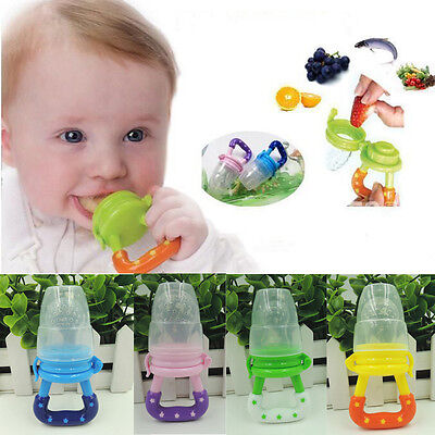 New Nipple Fresh Food Milk Nibbler Feeder Feeding Tool Safe Baby Supplies