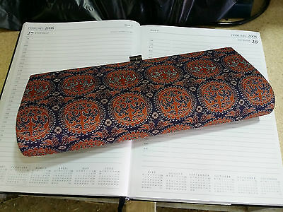 Japanese Traditional Hand Carry Case Handmade Lion Pattern