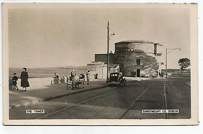 irish postcard ireland dublin sandymount