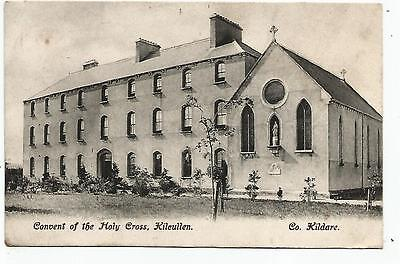 irish postcard ireland kildare kilcullen holy cross convent