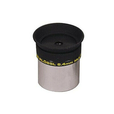 Meade 0717002 6.4mm Series 4000 1.25 inch (1-1/4 in.) Eyepiece Super Plossl