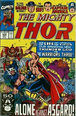 Mighty Thor Vol. 1 (1966-2011) #434