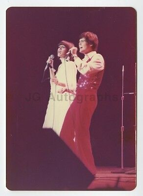 Donny & Marie Osmond - Vintage Candid by Peter Warrack - Previously Unpublished