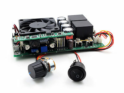 10-30V 100A 3000W Programable Reversible DC Motor Speed Controller PWM Control