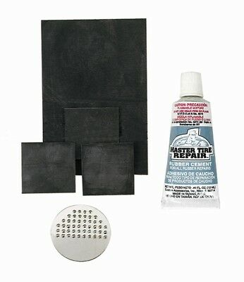 Premium Rubber Strong Patch Cement Kit for Car-Truck-Bike Tire Fix Repair