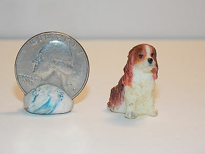 Dollhouse Miniature Dog Puppy Pet 1:12 one inch scale PUP101 Dollys Gallery F73