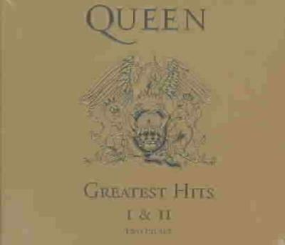Queen - Greatest Hits, Vols. 1 & 2 Used - Very Good Cd
