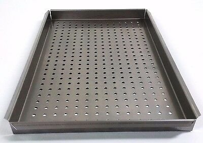 Ritter Midmark M11 Large Tray Stainless Autoclave Sterilizer Tray