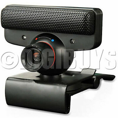 TV Clip Stand Holder mount Stand for Playstation PS3 move Eye Camera UK