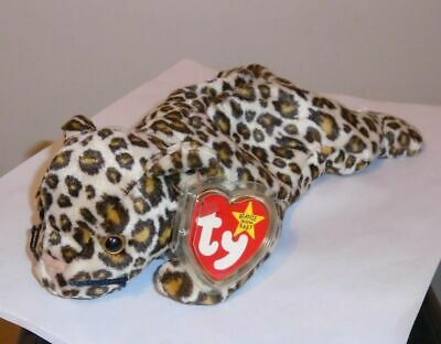 Ty Beanie Baby ~ FRECKLES the Leopard ~ MINT with MINT TAGS~ RETIRED