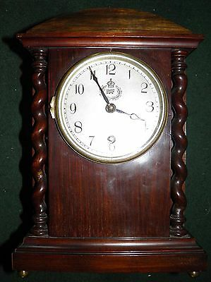 WWII or Earlier RAF Clock Face BRACKET STYLE CLOCK with ASTRAL Movement