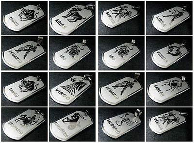 12pc lots Constellation 316l stainless steel mix styel pendants