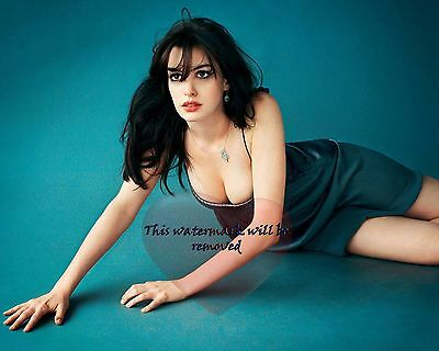 8X10 GLOSSY PHOTO PICTURE IMAGE ah71 Anne Hathaway