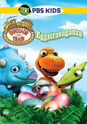 DINOSAUR TRAIN EGGSTRAVAGANZA New Sealed DVD