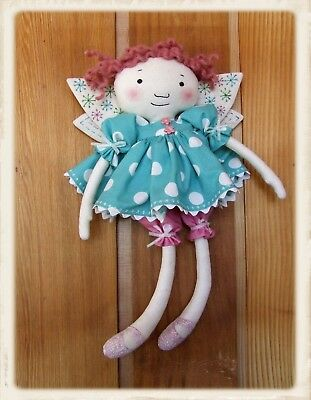 FELiCiTY FAiRY || Cloth Doll Pattern || UP iN ANNiE'S ROOM!