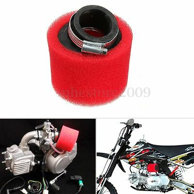 38mm Foam Air Filter For ATV Quad Pit Dirt Bike Moped Motorcycle 90 110 125cc