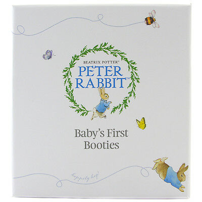 Beatrix Potter Peter Rabbit Baby's First Booties