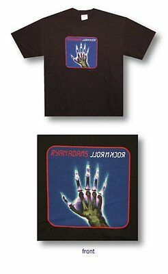 Ryan Adams-NEW X-Ray Hand 100% Cotton T Shirt - Large FREE SHIPPING TO U.S.!
