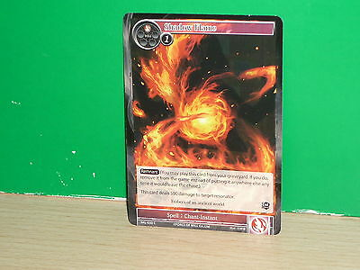 FOW Force of Will - SKL-030 Shadow Flame x 4