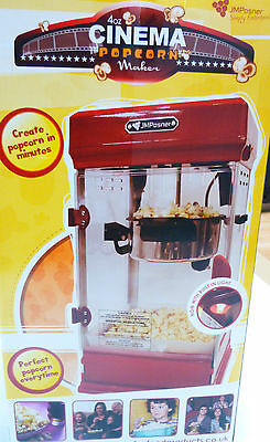 Popcorn Making Machine Cinema Party,Carnival 4 0z High Quality Stainless Steel
