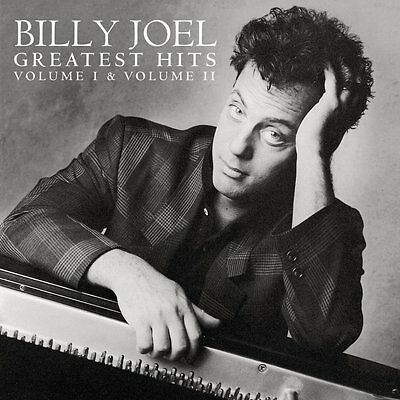 Billy Joel ( New Sealed 2 Cd Set ) Greatest Hits Volume 1 & 2 / The Very Best Of