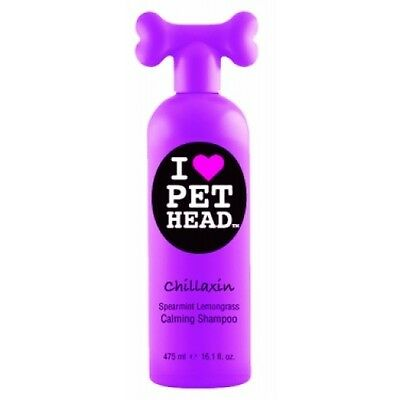Pet Head Chillaxin Calming Dog Shampoo
