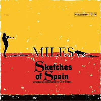 Miles Davis Sketches Of Spain =Mono= Lp Vinyl 33Rpm New