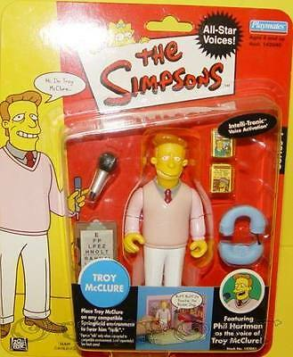 The Simpsons - Troy McClure (US Version), beschädigt