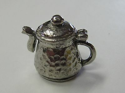Teapot - Stephen Frost Pewter Thimble - New (Last Ones!)