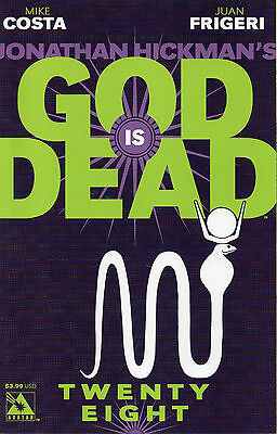 God is Dead #28 (NM)`15 Costa/ Frigeri  (Cover A)
