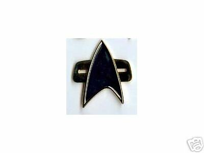 Voyager  Communicator Pin -  miniatur -  neu, ovp rar