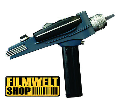 Star Trek - PHASER + Light + Sound - TOS original 60er Jahre design