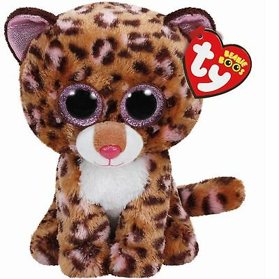 63e0dd97f96 TY BEANIE BABIES 37177 Boos Patches the Leopard Boo - £6.95 ...