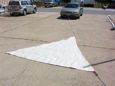 Boaters' Resale Shop Of Tx 1109 0610.92 H.O. headsail Luff: 10-7