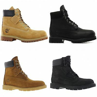 Timberland AF 6 Inch Leather Mens Boots