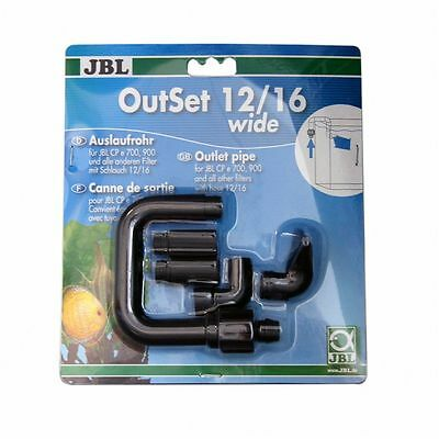 JBL Outset wide - return water set with wide jet - 12/16