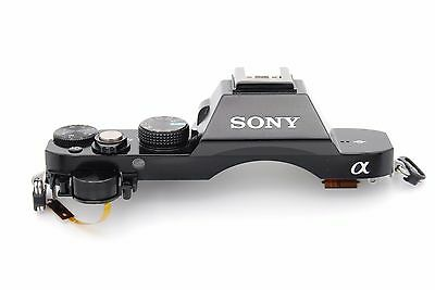 Sony Alpha a7 Mirrorless Top Cover Shutter Assembly Repair Part DH9745