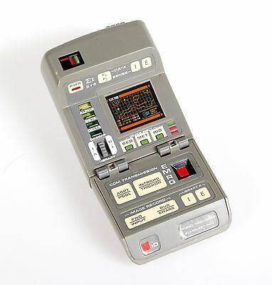 Tricorder - Star Trek Next Generation light + sound Rarität wie neu
