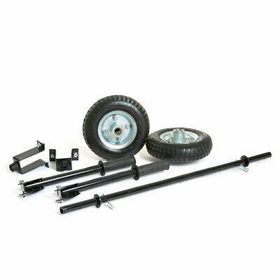 "Generator 8"" Wheel & Handle Kit Fits Wolf Generator WPX3200E Portable Access"