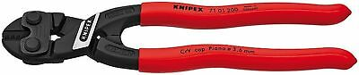 Knipex Tools 7101200 CoBolt Lever Action Compact Bolt Cutter 8""