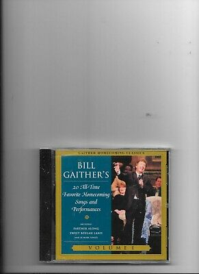 """Gaither Homecoming Series, Cd """"20 All-Time Favorite Homecoming Songs"""" New Sealed"""