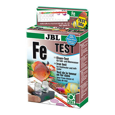 JBL Fe Iron Test Set