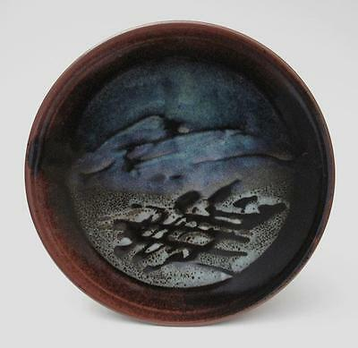 Stunning Signed Greg Daly Contemporary Australian Pottery Bowl Gallery Quality 1