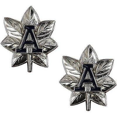 USCG Coast Guard Auxiliary Collar Devices Division Commander   NEW  (USCG Issue)