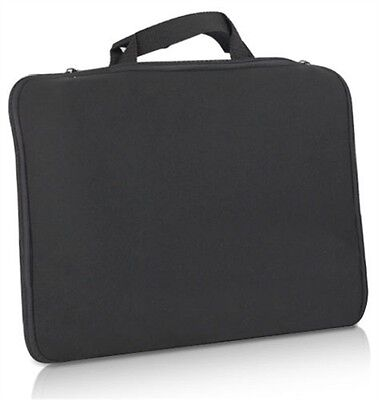 "Black 15.6"" Tablet Laptop Sleeve Case Bag Cover Carry for Notebook Ultrabook UK"