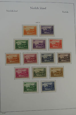 Lot 24927 Collection stamps of Norfolk Islands 1956-2006.