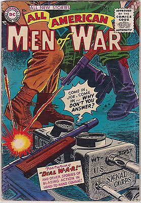 All American Men of War #26 G/VG 3.0 1955 DC See My Store